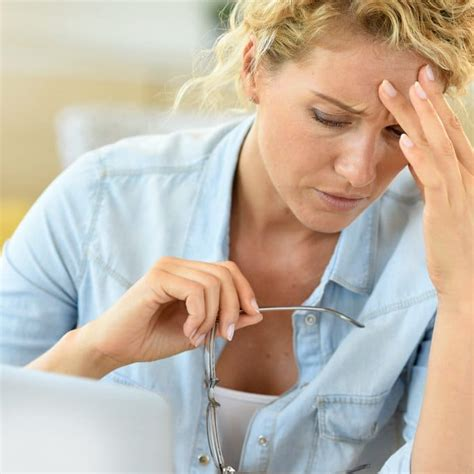Dizziness During Detox by 7 Treatments For Dizziness During Menopause