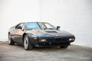 Bmw M1 Price For Sale Stunning 1981 Bmw M1 Worth The Steep Price