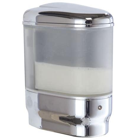 commercial bathroom soap dispenser wenko trieste infrared 500ml soap dispenser chrome