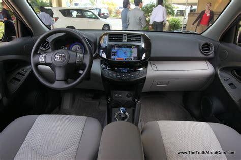 2013 Rav4 Interior by 2013 Toyota Rav4 Ev Interior Dash Photography Courtesy