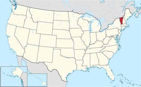 us map states vermont file vermont in united states svg wikimedia commons