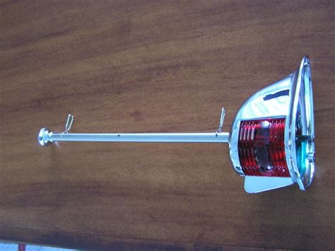 boat light flag pole buy vintage style boat pennant staff pole fits