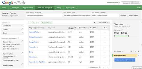 Adsense Keywords Planner | adwords keyword planner explained how to use keyword