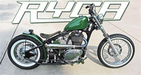 Suzuki Savage Bobber Kit by Ryca Custom Motorcycles Kits
