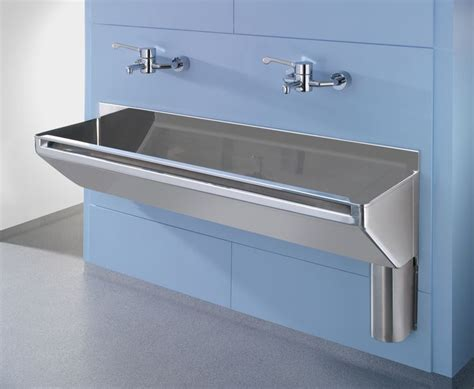 Scrub Up Sink 17 best images about stainless steel in healthcare on base cabinets samoa and mauritius
