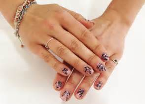 shadow flowers nail design ideas by uneedamanicure nailic