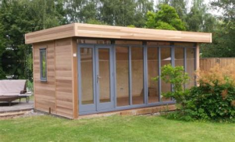 fabitecture modern shed design and finishing room garden offices and insulated garden rooms manufacturer