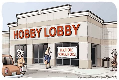 Hobby Lobby by Hobby Lobby And The Floodgate Of Foolishness Chocolate
