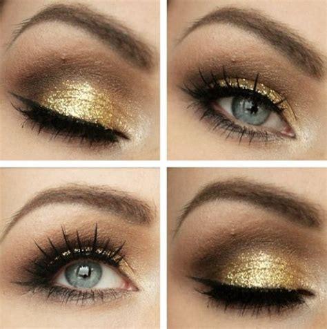 tutorial make up occhi scuri fashion diva makeup tutorial trucco bronzo oro clio