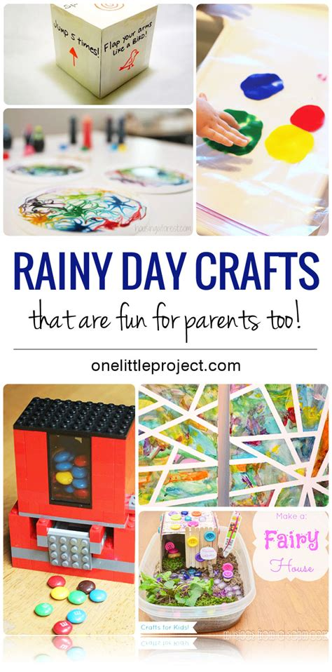 one day craft projects 25 kid friendly rainy day crafts that are for parents