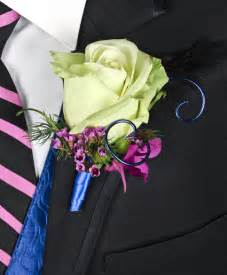 corsages and boutonnieres for prom unique colorful prom boutonniere corsages boutonnieres gallery