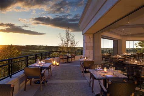 san antonio hill country hotels la cantera resort spa