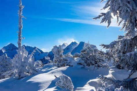 imagenes de jardines nevados las mejores fotos de paisajes nevados 2018 haciendofotos com