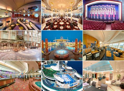the freedom of the seas latin and english version freedom of the seas royal caribbean review caribbean