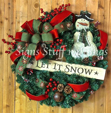 How To Make Handmade Wreaths - wreaths this classic style wreath is