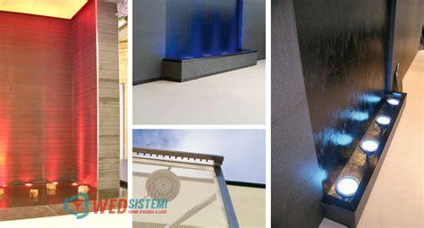 pareti d acqua per interni pareti d acqua arredamento con fontane a parete wed sistemi