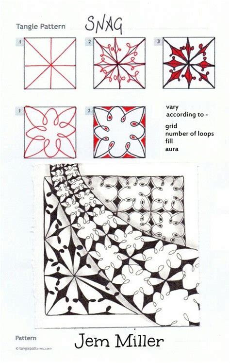 how to draw a tangle doodle part 3 17 best images about zentangle patterns 2016 on