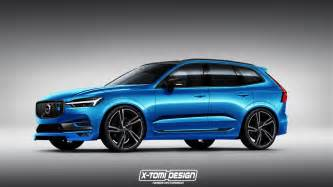 Volvo Xc60 Polestar 2018 Volvo Xc60 Polestar Digitally Imagined But Will It