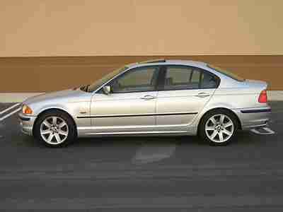 2001 bmw 325i for sale by owner buy used 2001 bmw 325i sport one owner sedan non smoker
