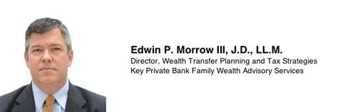 Transferable Courses Mba Northwestern by Edwin P Morrow Iii Wealth Strategies Journal