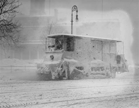 worst snowstorms in history winter storm 1910 photos worst snowstorms in new york