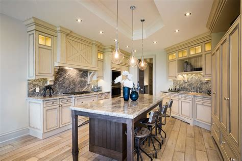 kitchen design canada 18 inspirational luxury home kitchen designs