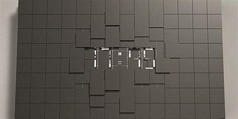 Cool Digital Wall Clocks art du temps mechanische luxus wanduhr