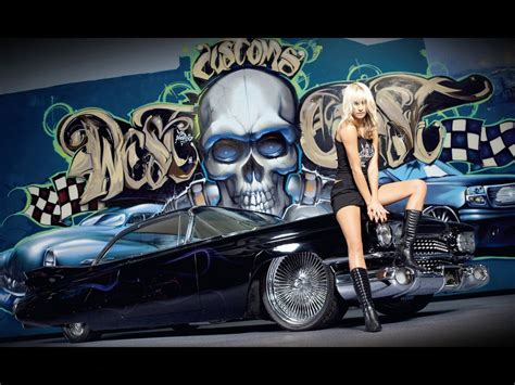 Cars: Custom Car Babe, picture nr. 57092