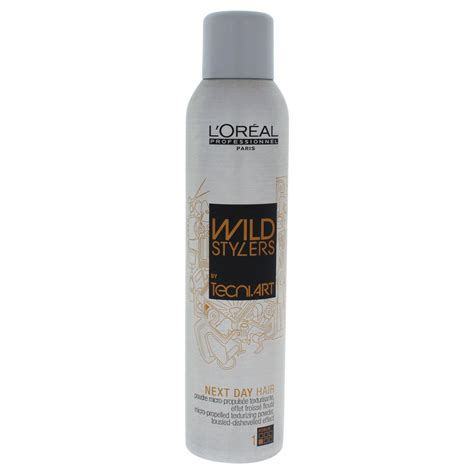 Loreal Day And l oreal tecni stylers next day hair