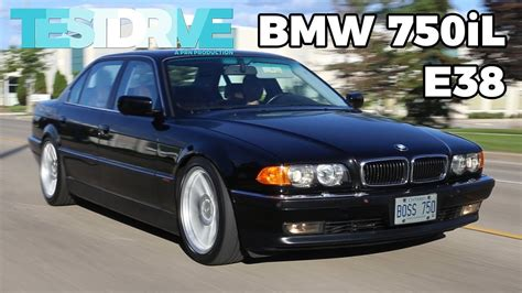 2000 Bmw 750il by V12 Ultimate Driving Machine 2000 Bmw 750il Testdrive