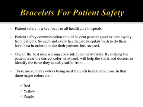 hospital wristband color meaning wristband colors and meanings in hospitals