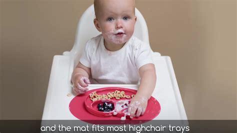 Ezpz Mini Mat ezpz mini happy mat placemat buybuy baby