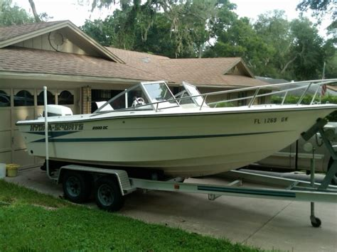 hydra sport boats specs hydra sports 2000 dc 6800 the hull truth boating and