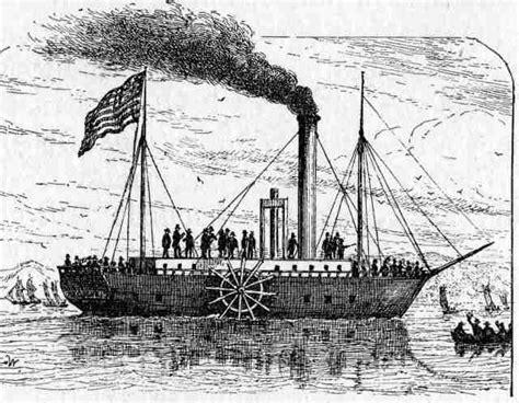 barco de vapor que es 191 cu 225 l fue el primer barco de vapor 191 qui 233 n lo invent 243 y
