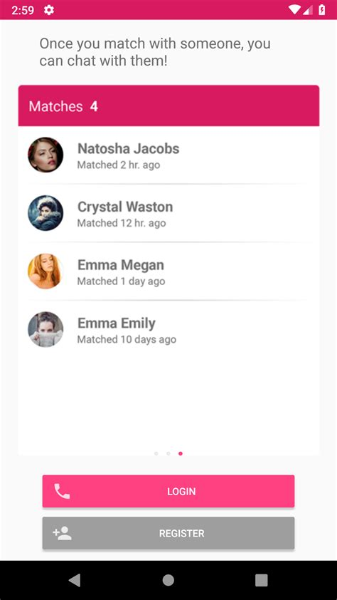 Lovelock Dating App Template For Ios And Android Ios App Terms And Conditions Template
