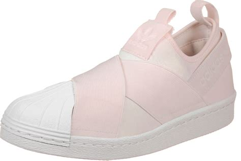 Sale Adidas Slip On adidas superstar slip on w shoes pink white