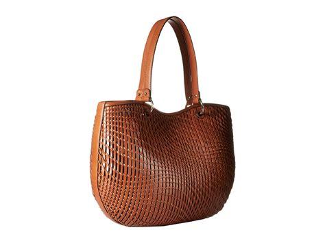 Cole Haan Genevieve Key Item Tote cole haan saddle denney weave bag best bag 2018