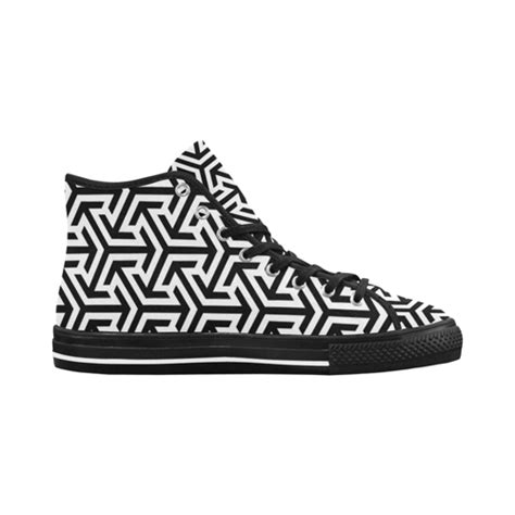 Handmade Shoes Vancouver - custom vancouver high top s canvas shoes model1013 1