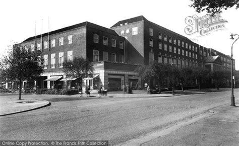 Garden City Stores by Welwyn Garden City Welwyn Stores C 1955 Francis Frith
