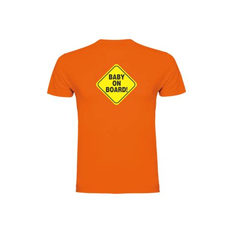 T Shirts Baby t shirt baby on board