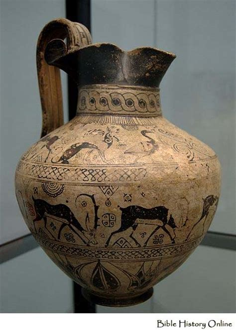 Ancient Hora Vases by 404 Not Found