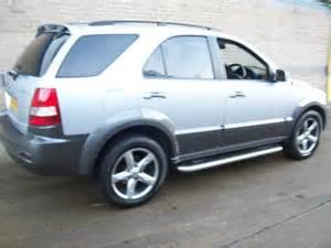 Used 2005 Kia Sorento Used Kia Sorento 2005 Diesel 2 5 Crdi Xt 5dr 4x4 Silver