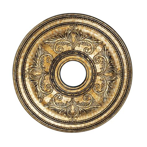 Gold Ceiling Medallion by 8200 65 Livex Lighting 8200 65 Ceiling Medallion Ceiling
