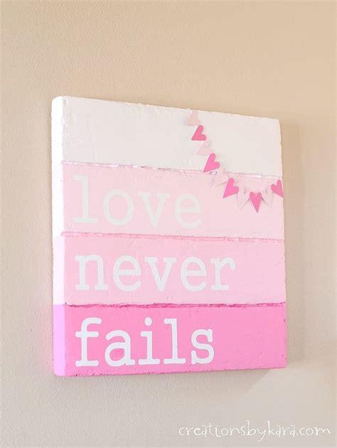 s day kara faux pallet valentines day sign