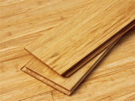 How to Install Two Tone Bamboo Flooring   how tos   DIY