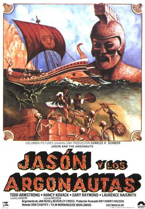 libro the argonauts c 233 firo 187 jas 243 n en cand 225 s pel 237 cula y presentaci 243 n de la antigua grecia en el cine