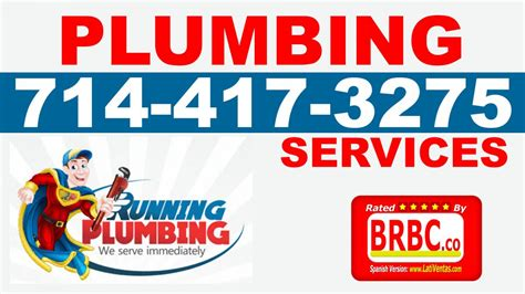 service orange county drain repair services in santa and orange county running plumbing services inc