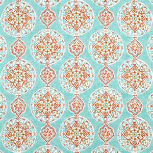 Aqua And Orange Curtains Teal Orange Curtains Aqua Window Curtains Light Turquoise