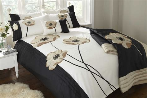cream and black bedding black bedroom on brushstroke black and cream comforter set