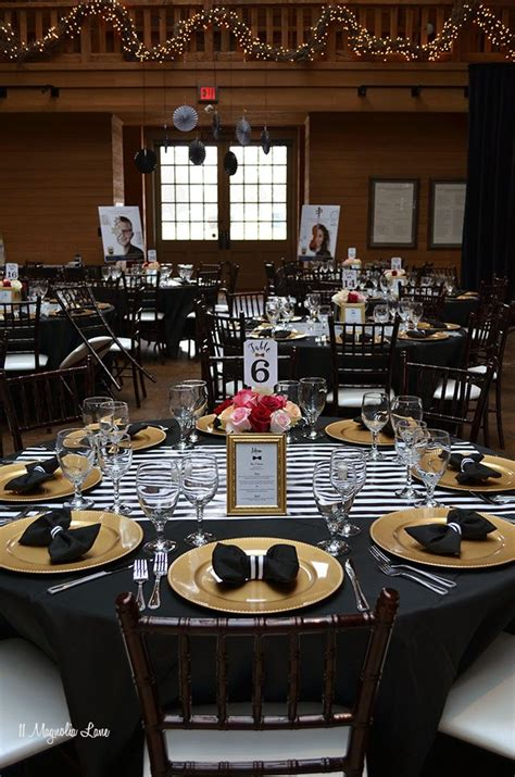 themed black tie events black and white bowtie ball 11 magnolia lane